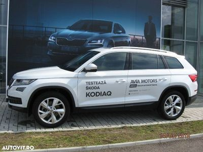 second-hand Skoda Kodiaq