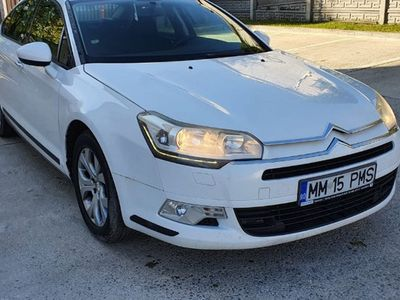 second-hand Citroën C5 2011, 1.6 Diesel, 160.000km, PROPRIETAR
