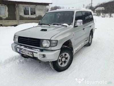 brugt Mitsubishi Pajero 2,8 tdi