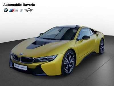 second-hand BMW i8