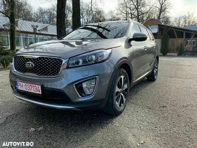 second-hand Kia Sorento 2.2