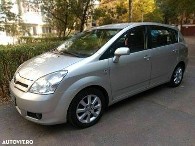second-hand Toyota Corolla Verso 1.8