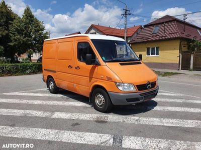 second-hand Mercedes Sprinter