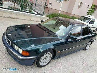 second-hand BMW 728 i E38 2.8i benzina cu GPL An 1998 Navi Piele 2500 euro