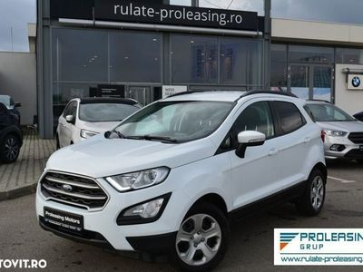 second-hand Ford Ecosport