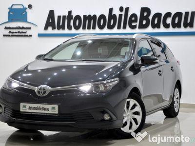 second-hand Toyota Auris 1.2 Benzina 116CP 2017 EURO 6 Navi 53 300 KM!
