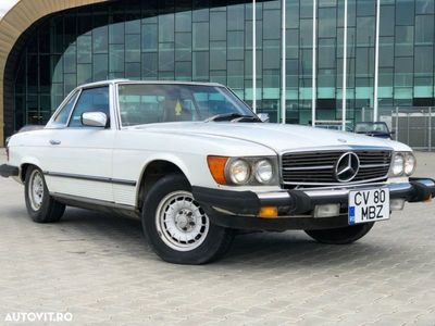 second-hand Mercedes SL450