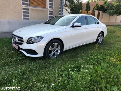 used Mercedes E200