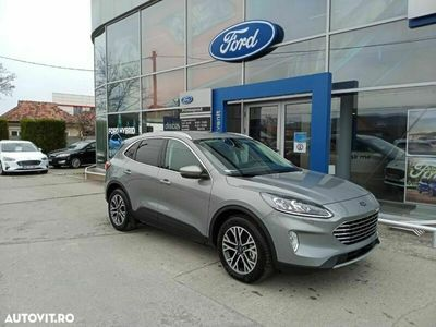 second-hand Ford Kuga 2.5