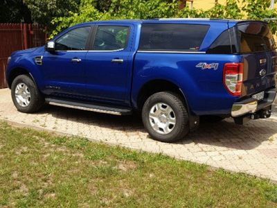 second-hand Ford Ranger Limited Edition