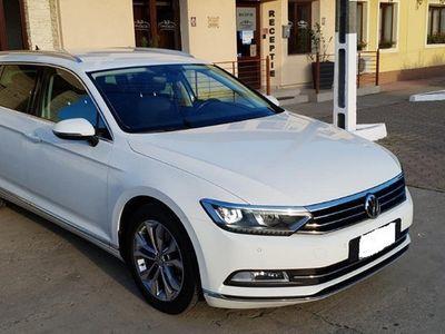 second-hand VW Passat b8 an 2016. mot 2l. tdi 190 cp euro 6. full