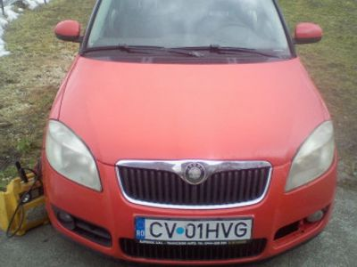second-hand Skoda Roomster 1.4.tdi /2007