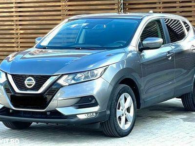 second-hand Nissan Qashqai 1.5
