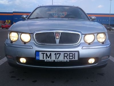second-hand Rover 75 diesel 2.0 cdt inmatriculat