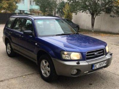 second-hand Subaru Forester 4X4 GPL
