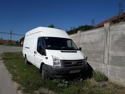 second-hand Ford Transit 2010