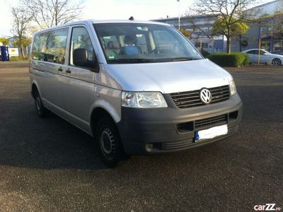 second-hand VW Caravelle T5Automat 2008 8+1 Lung, 2.5 tdi BNZ