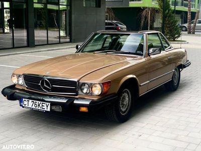second-hand Mercedes SL450 SL