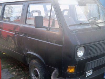 second-hand VW Transporter t3inmatriculat