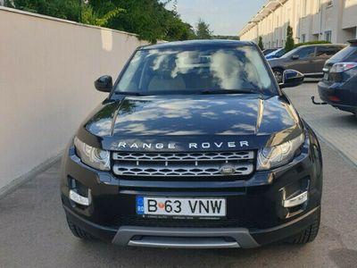 second-hand Land Rover Range Rover evoque - Editie Speciala