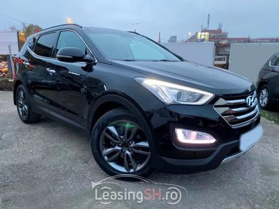 second-hand Hyundai Santa Fe din 2015