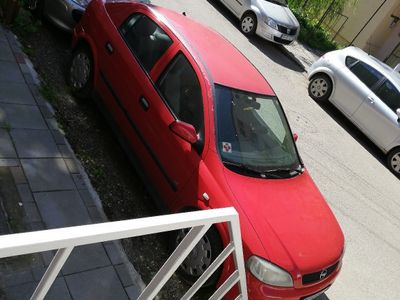 second-hand Opel Astra G. 1.4i.