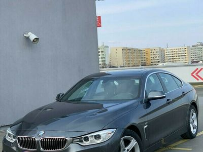 second-hand BMW 420 diesel 190cp 2017
