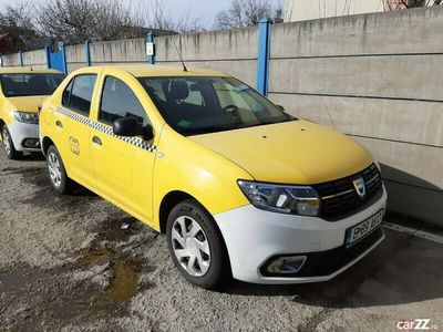 second-hand Dacia Logan 1.0i+GPL 74CP, A/C, posibil in rate fara avans