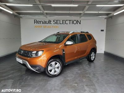 second-hand Dacia Duster din 2018