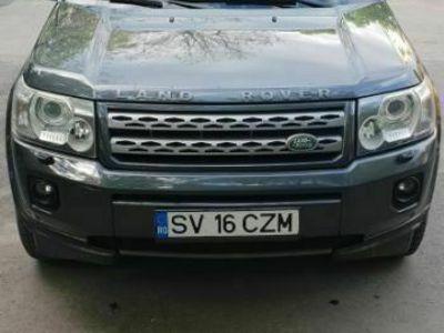 second-hand Land Rover Freelander 2