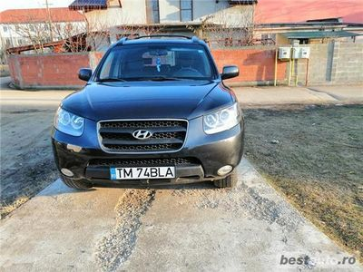 second-hand Hyundai Santa Fe înscrisă Ro