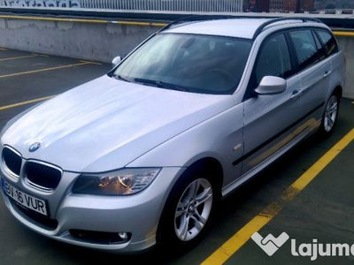 used BMW 318 e91din decembrie 2008