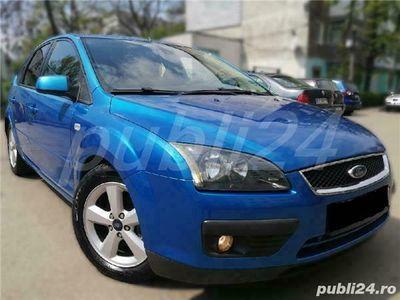 second-hand Ford Focus 1.6 benzină - clima-piele-Posibilitate RATE