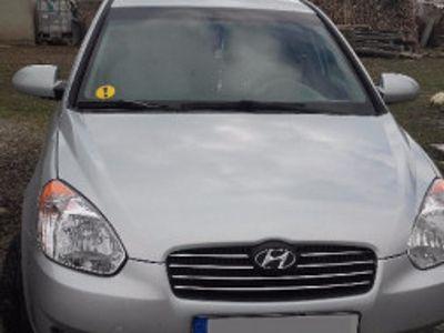 second-hand Hyundai Accent 2008