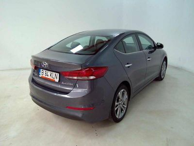 second-hand Hyundai Elantra 1.6 Crdi 136cp Exclusive