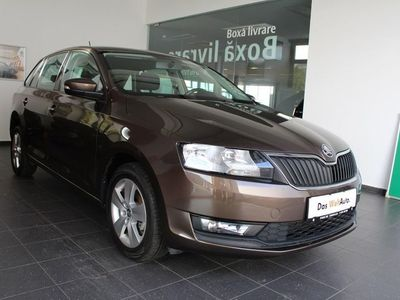 second-hand Skoda Rapid Spaceback Ambition 1.4 TSI DSG