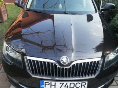 second-hand Skoda Superb II Facelift 2014, 4x4