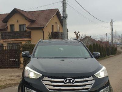 second-hand Hyundai Santa Fe III 2,2 4WD 7 locuri