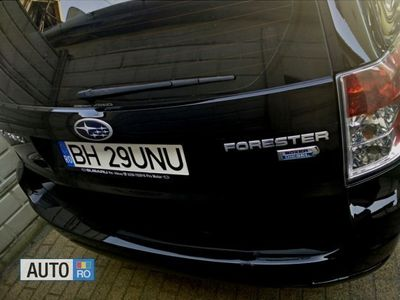 second-hand Subaru Forester 2.0 diesel boxer 2010 impecabil!