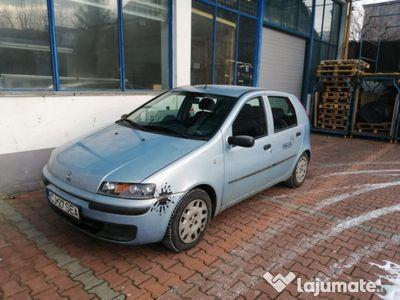 second-hand Fiat Punto automată 1.2 16v