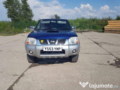 brugt Nissan Navara 2.5 diesel 2003