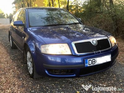 second-hand Skoda Superb 1,9tdi 2005 Ro