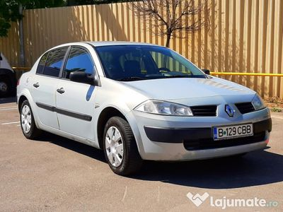 second-hand Renault Mégane II 1.6 16v 113cp 2004 GPL Tomasetto