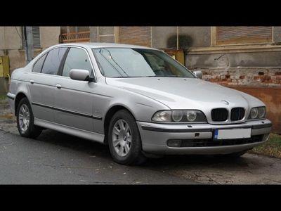 second-hand BMW 520 E39 d - an 2000, 2.0 D (Diesel)