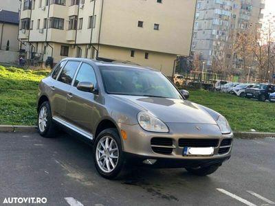 second-hand Porsche Cayenne 102000km, Gpl Nou, Variante ieftine