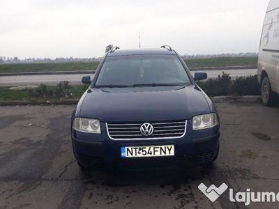 second-hand VW Passat 2002 euro 3 diesel