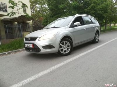 second-hand Ford Focus 1.6 diesel ful extras 2012 ieftin