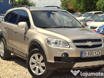 used Chevrolet Captiva 2007 DIESEL 4X4 - POSIBILTATE RATE