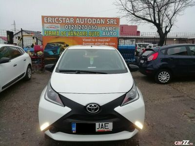 second-hand Toyota Aygo 1,0 BENZINA 2018, IN GARANTIE. LA 50000 KM