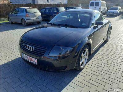 second-hand Audi TT abt quattro